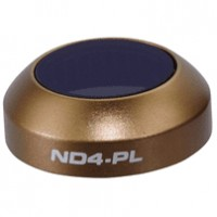 ND4/PL filter pre DJI Mavic PRO
