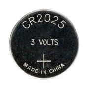 Batéria typu CR2025