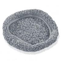Utierky z mikrovlákna pre Hobot - sivé