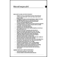 Používateľský manuál