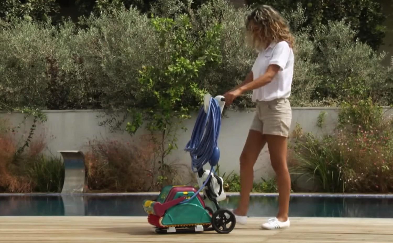 Transportní vozík pro lehkou manipulaci a uskladnění