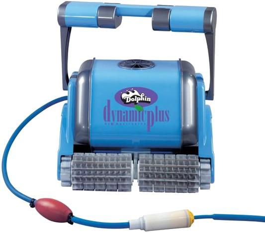 Spôsoby čistenia u robotického bazénového vysávača DOLPHIN 2002 PLUS: