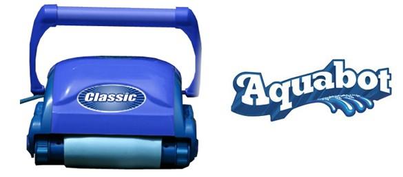 Predstavenie bazénového vysávača Aquabot CLASSIC