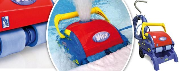 Predstavenie bazénového vysávača Aquabot VIVA