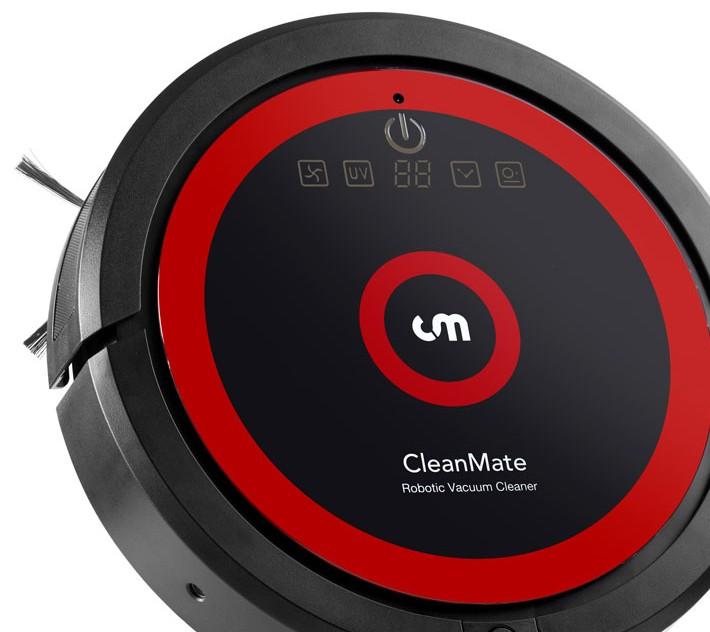 Predstavenie vysávače CleanMate QQ-6S