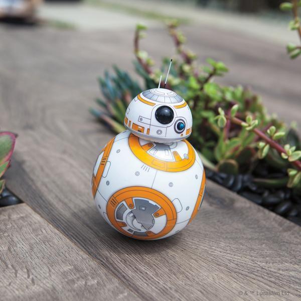 Seznamte se s BB-8 - droidem ovládaným aplikací