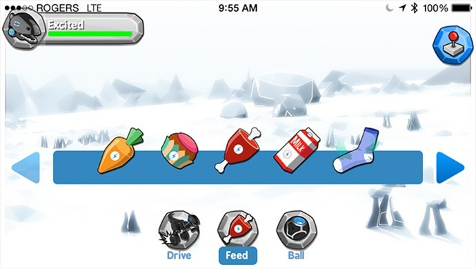 Aplikace MiPosaur