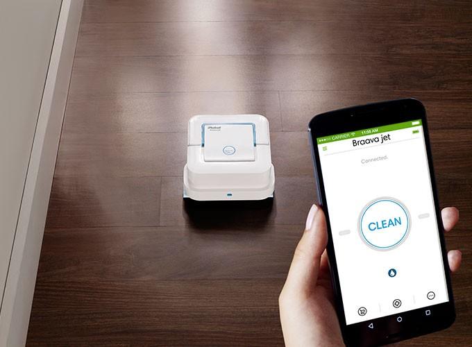 Mobilná aplikácia iRobot HOME