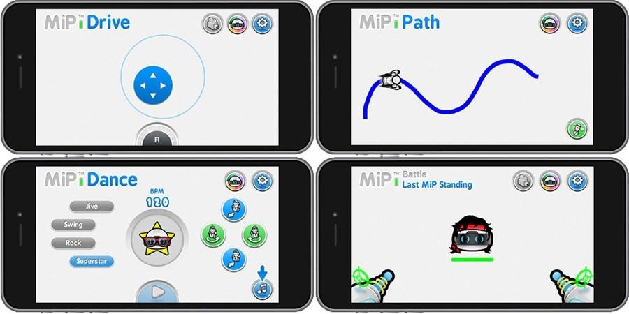 MiP má aplikaci