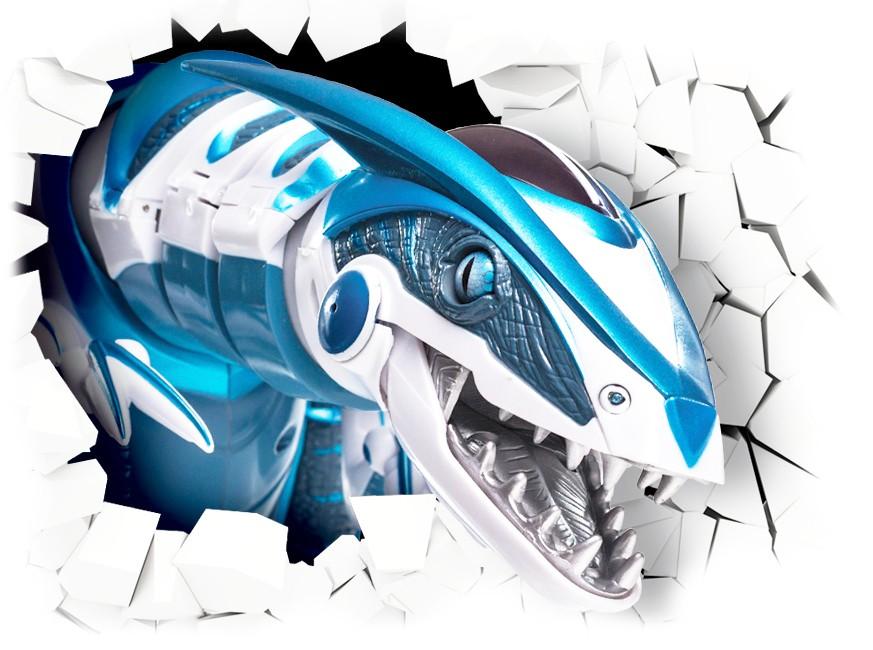 WowWee Roboraptor Blue a jeho funkce