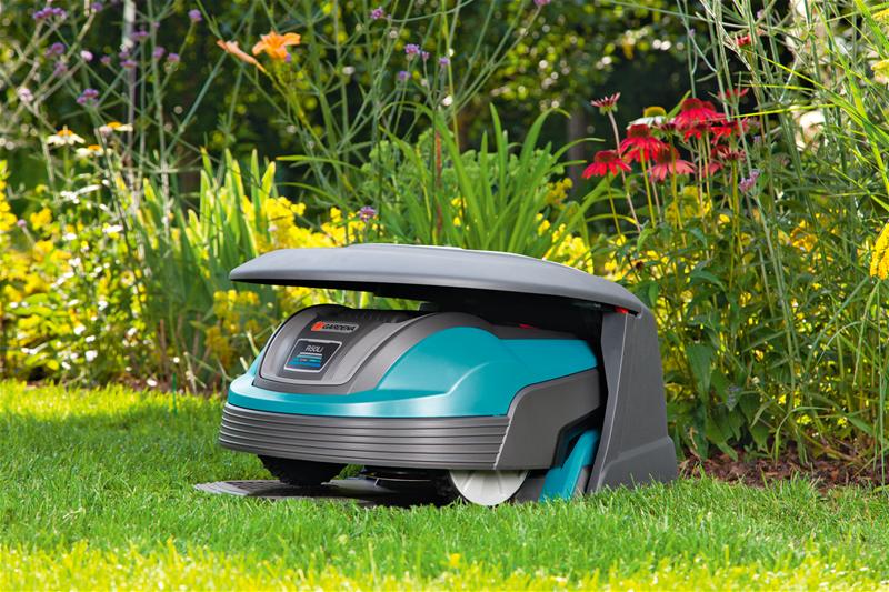 Představení robotické sekačky Gardena R80Li