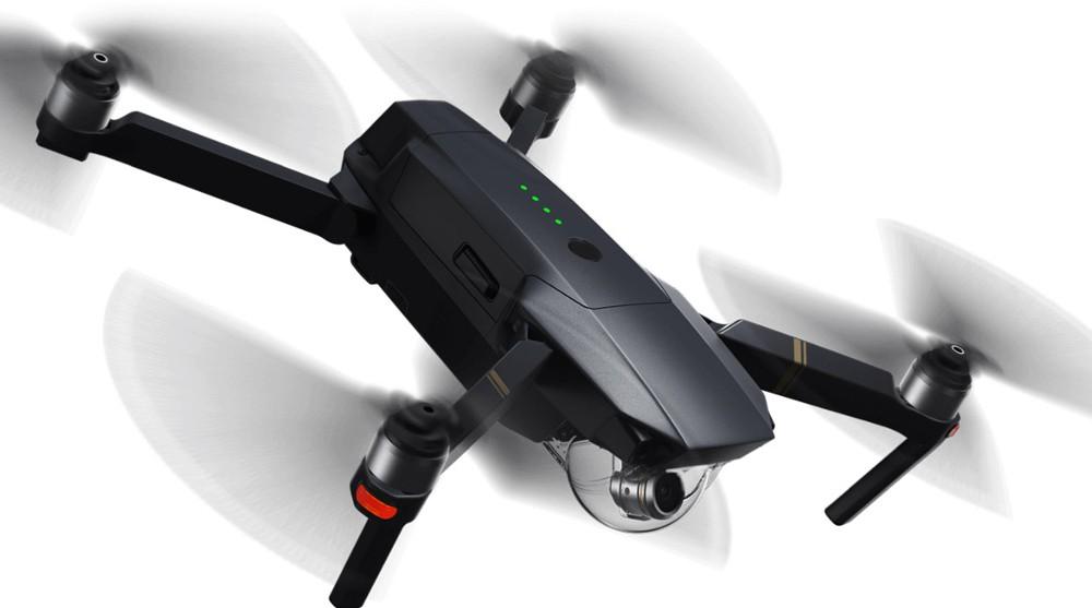 Predstavenie drona DJI Mavic Pro