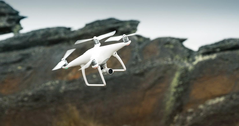 Predstavenie drona DJI Phantom 4