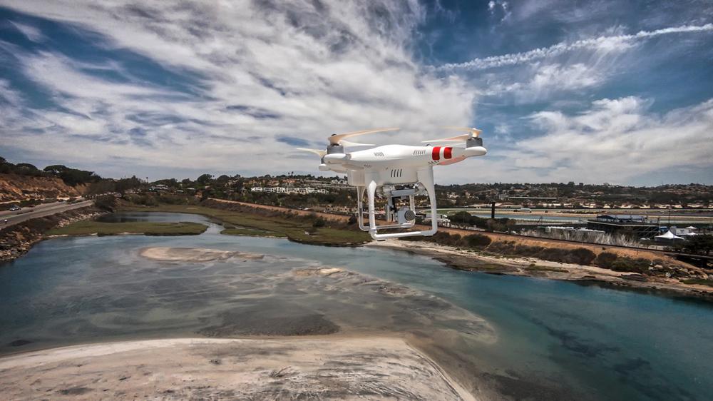 Predstavenie Drone DJI Phantom 3 Standard