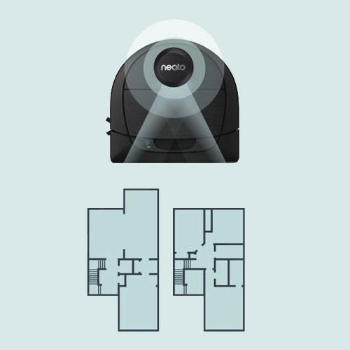 Floor Plan vytvorte si niekoľko pôdorysov podlaží