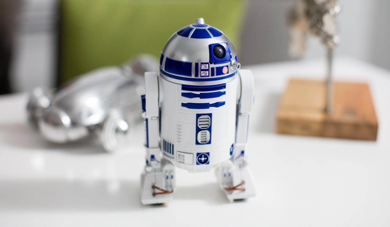 Seznamte se s R2-D2 - droidem ovládaným aplikací