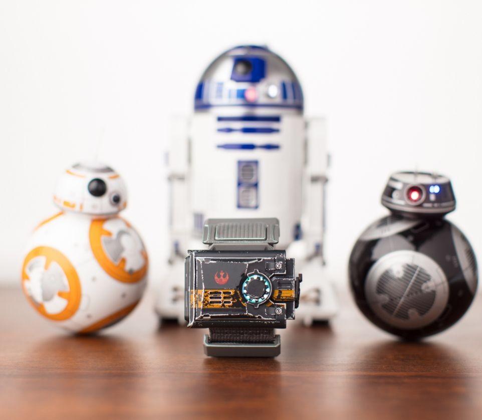 Kompatibilný so všetkými Star Wars modelmi