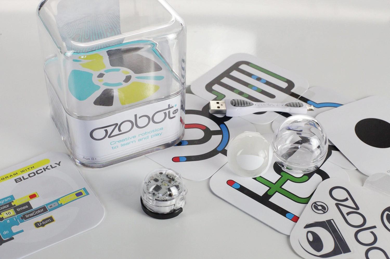Predstavenie Ozobot BIT 2.0