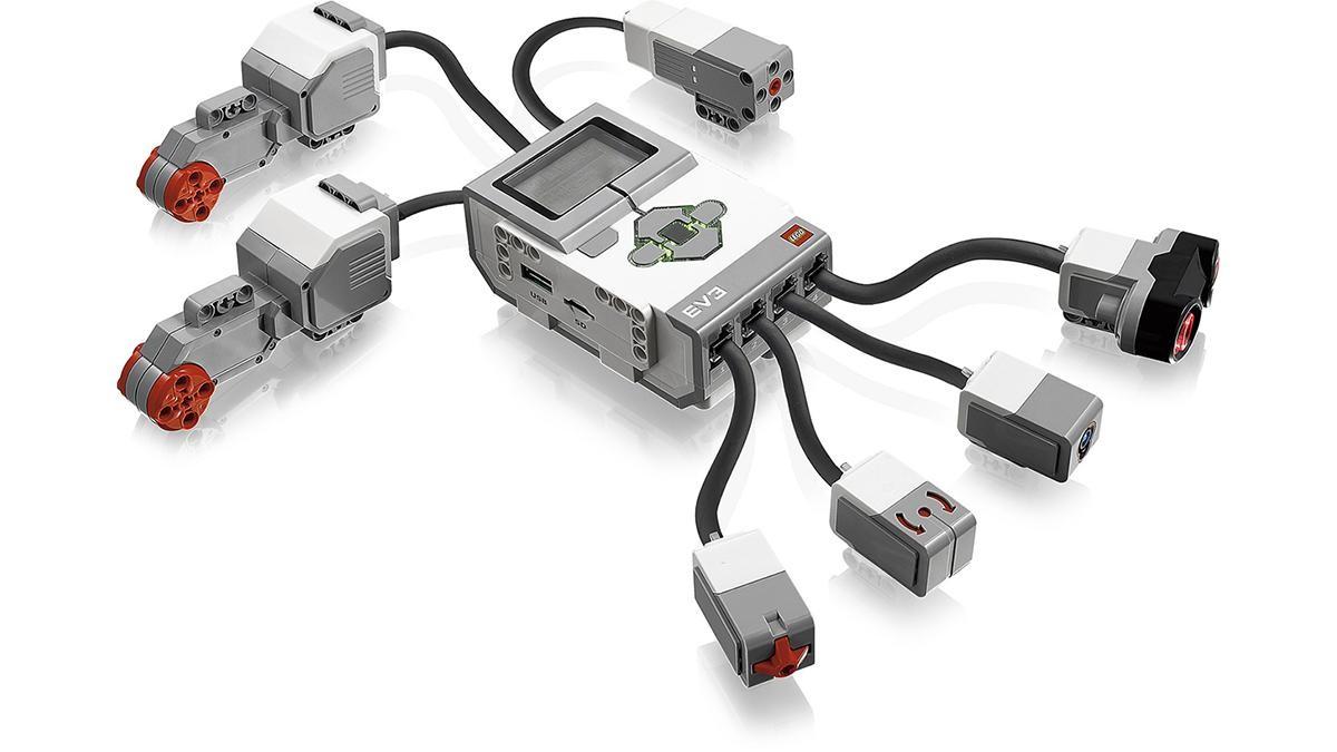 Predstavenie LEGO Mindstorms