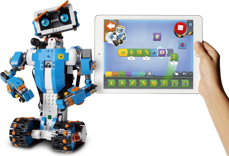 Aplikácia LEGO Boost