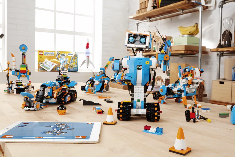 Predstavenie hračky LEGO Boost
