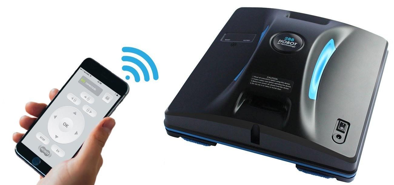 Ovládanie pomocou inteligentného telefónu