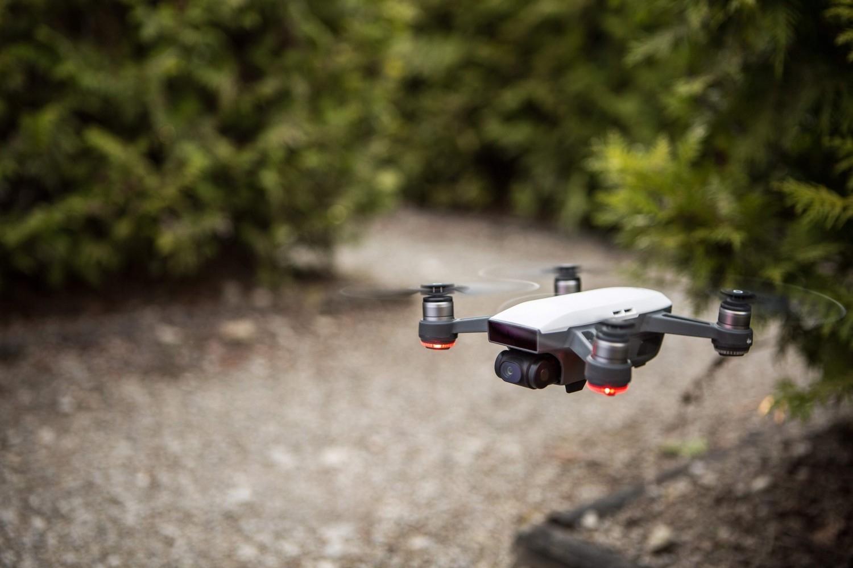 Predstavenie drona DJI Spark