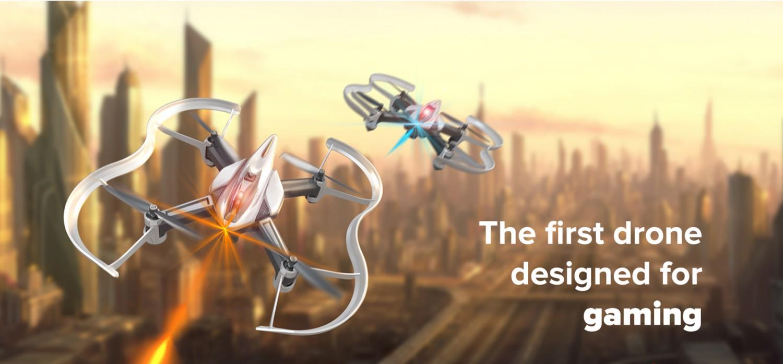 Představení Drone n Base 2.0