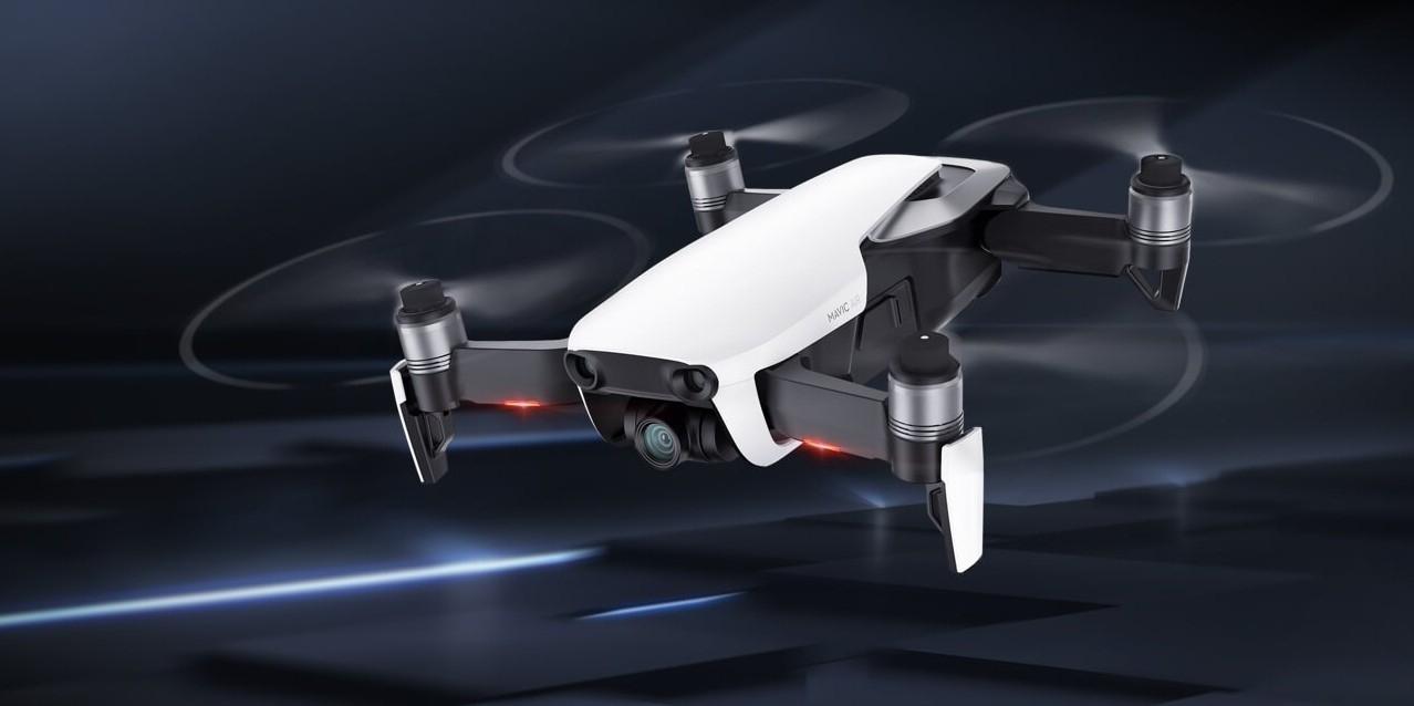 Predstavenie drona DJI Mavic Air