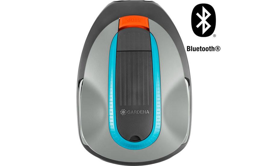 Bluetooth ovládanie