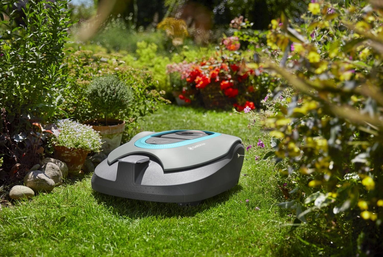 Predstavenie robotické kosačky Gardena R160Li Sileno+