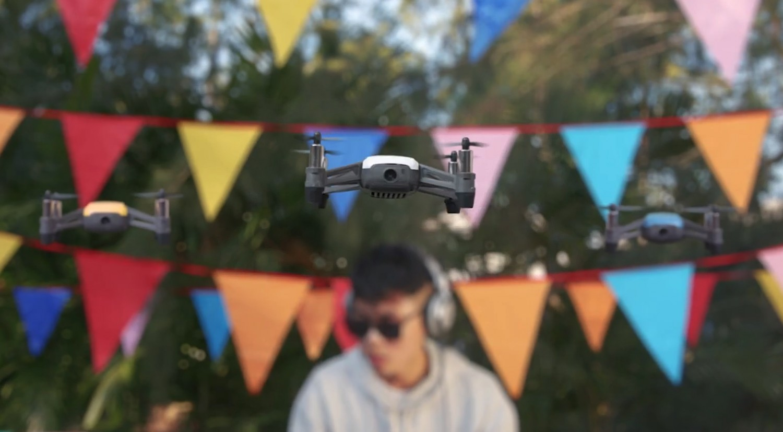 Predstavenie drona Tello