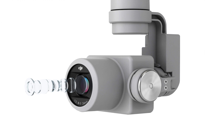 Kvalitná kamera s 4K Ultra HD a mechanickou stabilizáciou
