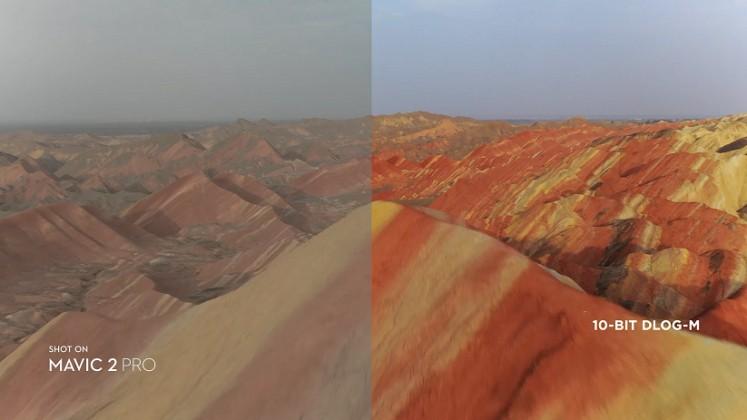 10-bitové zobrazenie farieb