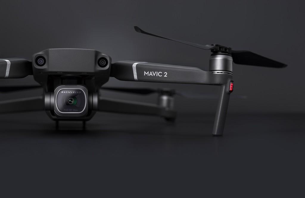 Predstavenie drona DJI Mavic 2 PRO
