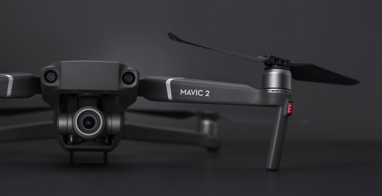 Představení drona DJI Mavic 2 ZOOM