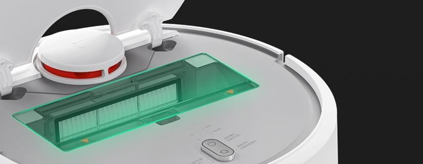 Detekcia uloženia filtra