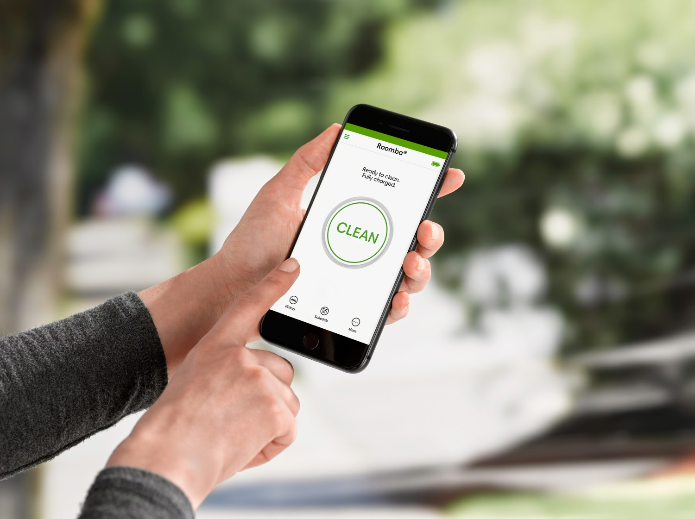 Funkcia Wi-Fi s mobilnou aplikáciou iRobot HOME