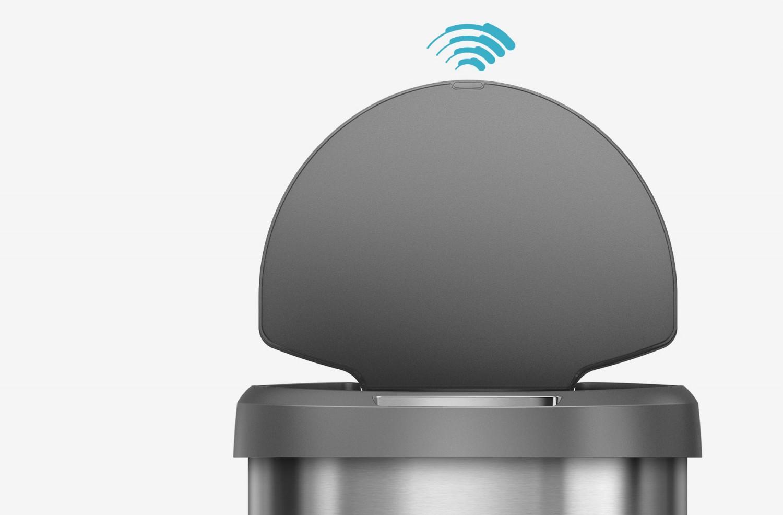 Inteligentný pohybový senzor