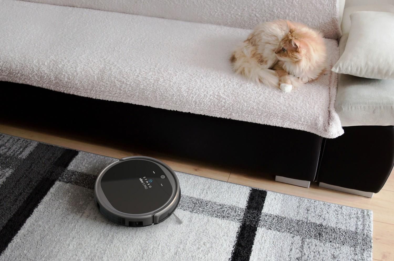 PET kefa - ideálna pre zvieracie chlpy