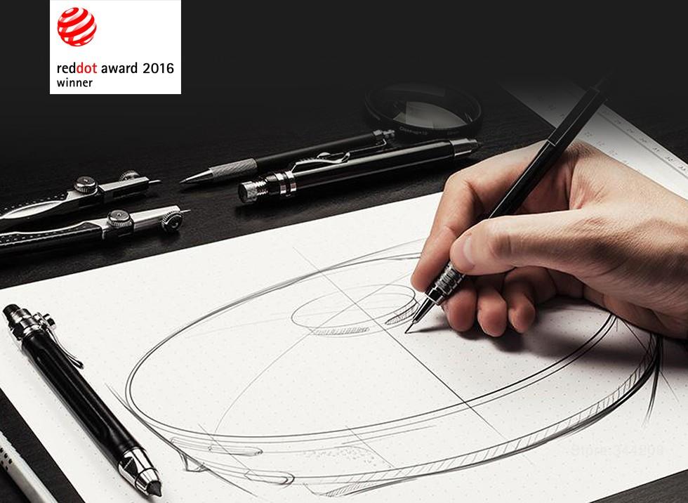 Ocenenie Red Dot a víťaz v kategórii Product Design