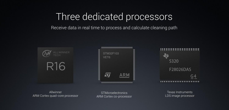 Trojica samostatných senzorov pre ešte efektívnejšie upratovanie