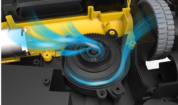 Výkonný motor NIDEC