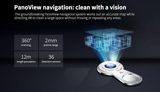 Kamerová navigácia