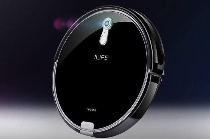 Predstavenie robotického vysávača iLife A8