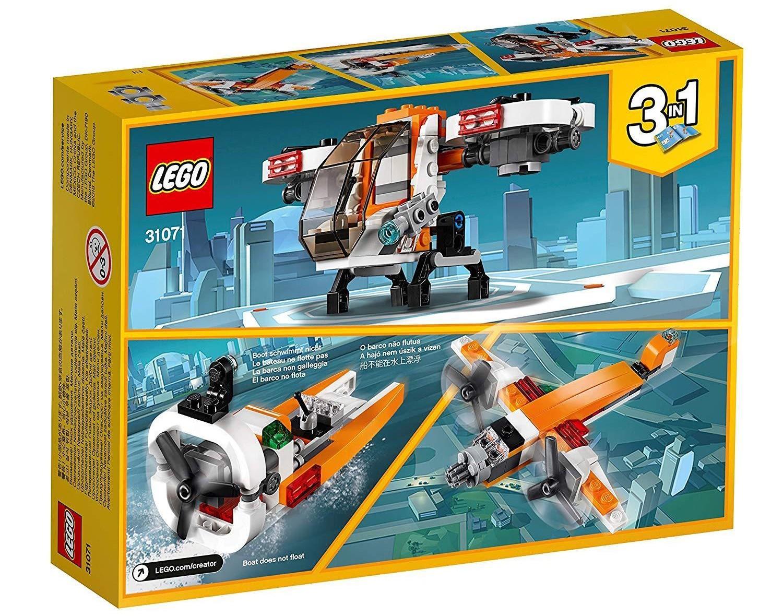 Predstavenie stavebnice LEGO Creator 31071