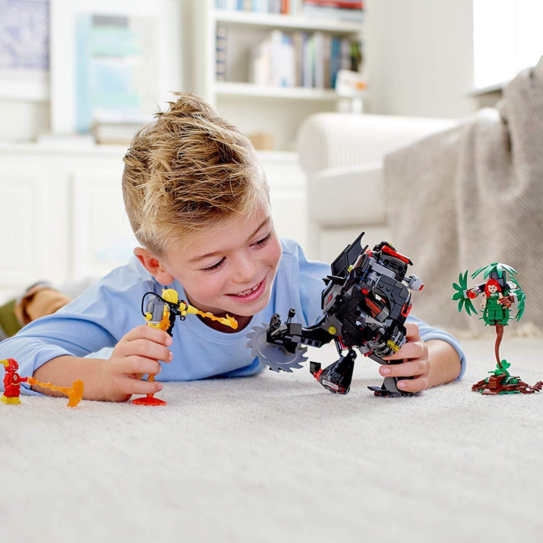 Predstavenie stavebnice LEGO Super Heroes 76117
