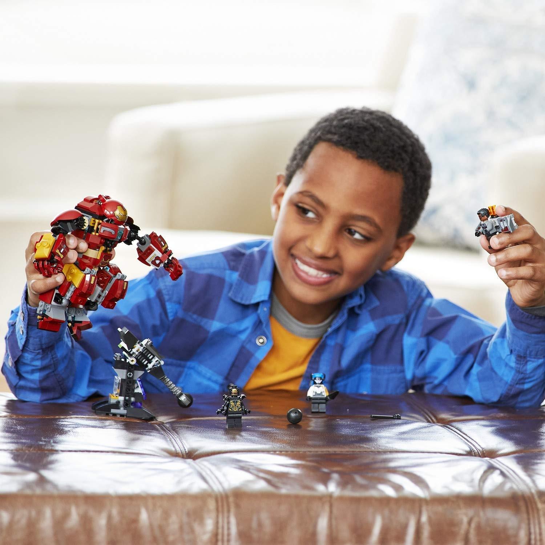 Predstavenie stavebnice LEGO Super Heroes 76104