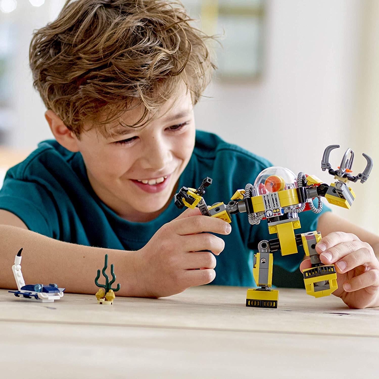 Predstavenie stavebnice LEGO Creator 31090