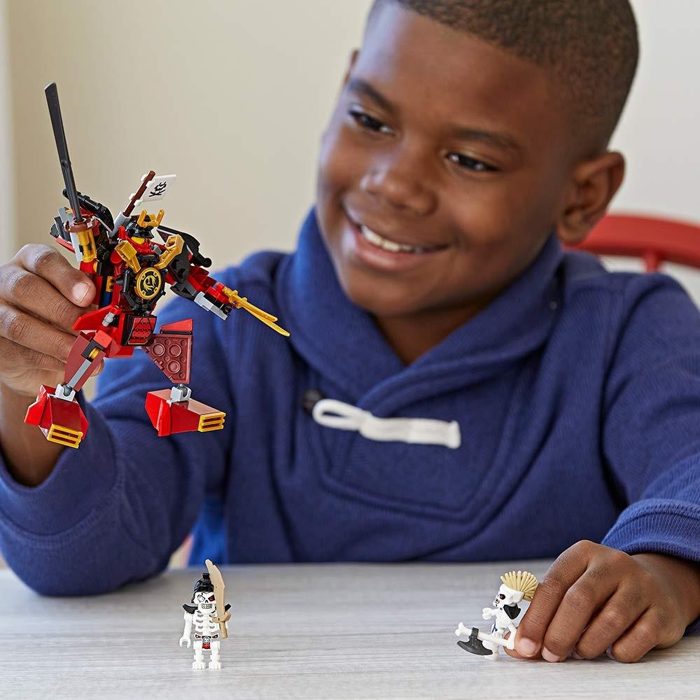 Predstavenie stavebnice LEGO Ninjago 70665